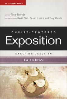 Exalting Jesus in 1 and 2 Kings