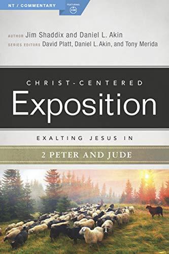 Exalting Jesus in 2 Peter and Jude