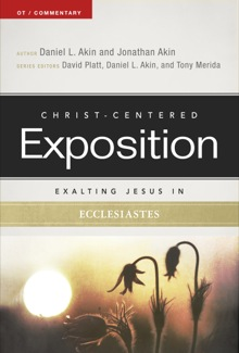 Exalting Jesus in Ecclesiastes