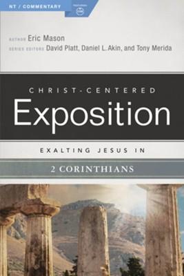 Exalting Jesus in 2 Corinthians