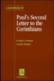 A Handbook on Paul's Second Letter to the Corinthians