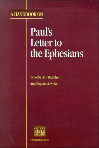 A Handbook on Paul's Letter to the Ephesians