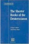 A Handbook on the Shorter Books of the Deuterocanon