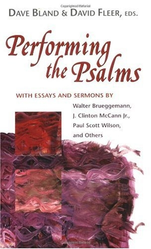 Psalms in narrative performance