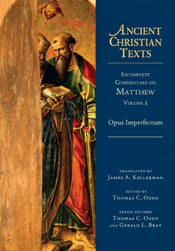 Incomplete Commentary on Matthew: Volume 1