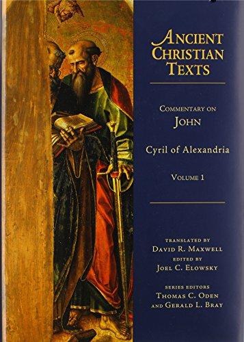 Commentary on John: Volume 1