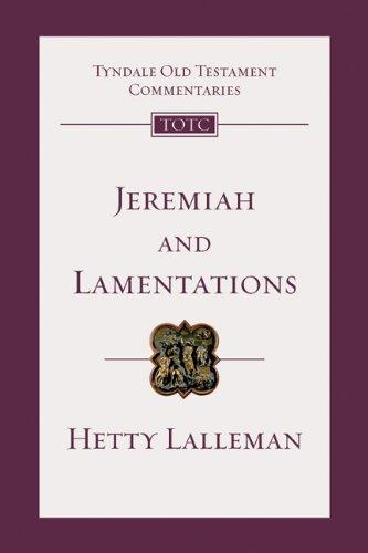 Jeremiah and Lamentations