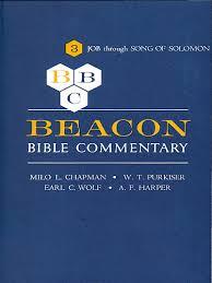 Job through Song of Solomon