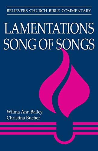 Lamentations and Song of Songs