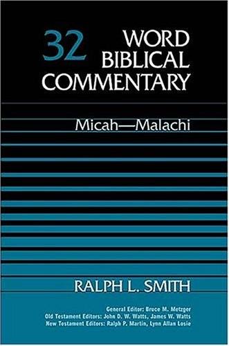 Micah - Malachi