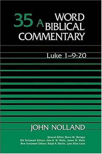 Luke 1:1–9:20
