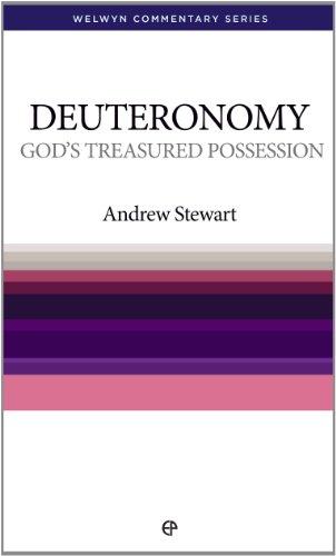 God's Treasured Possession: Deuteronomy