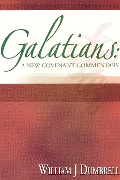 Galatians: A New Covenant Commentary