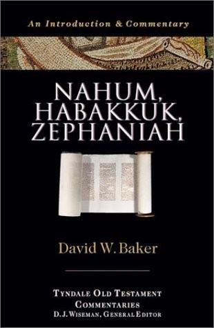 Nahum, Habakkuk, Zephaniah