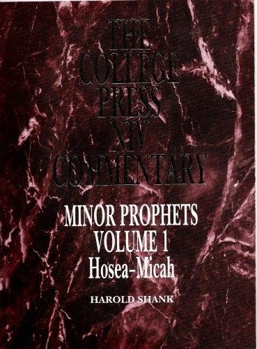 Minor Prophets: Volume 1 Hosea - Micah