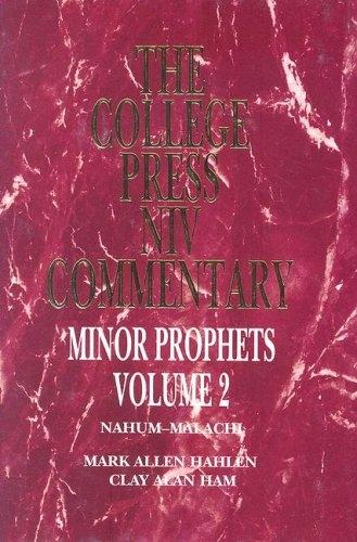 Minor Prophets: Volume 2 Nahum-Malachi