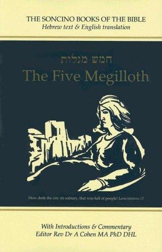 The Five Megilloth