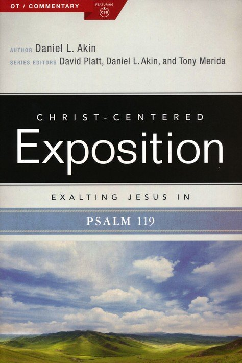 Exalting Jesus in Psalm 119