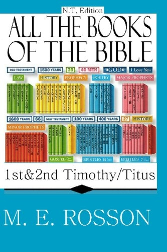1st & 2nd Timothy - Titus