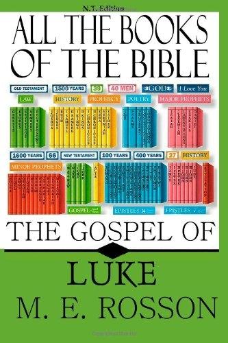 The Gospel of Luke 1-11