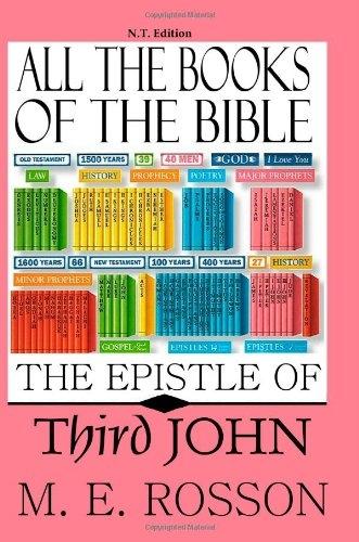 Third Epistle of John