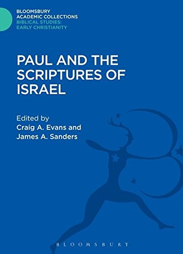 """""""It is not as though the Word of God had failed"""" : an introduction to Paul and the scriptures of Israel"""