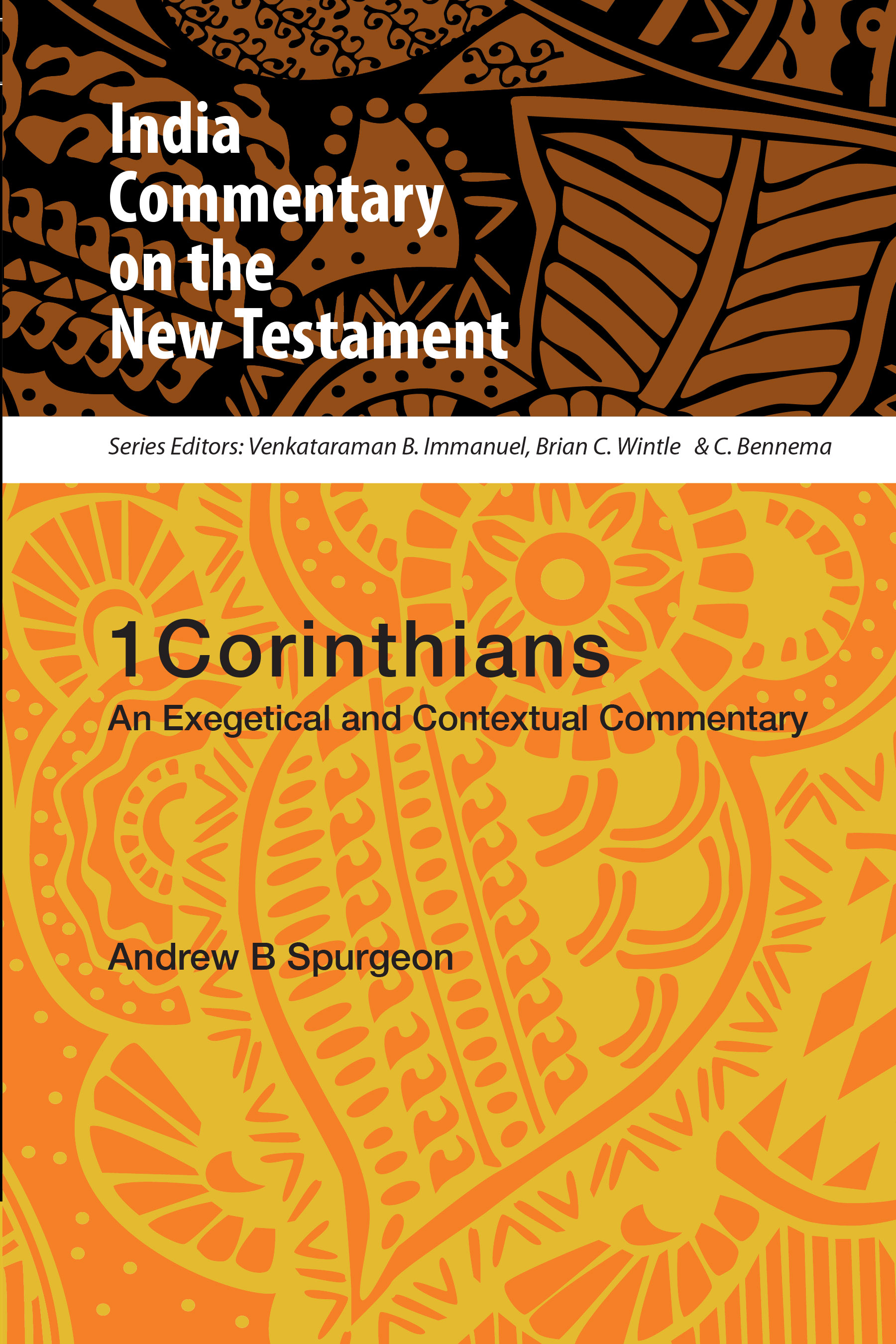 1 Corinthians: An Exegetical and Contextual Commentary