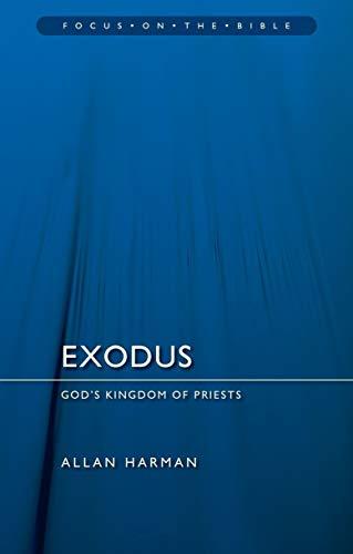 Exodus: God's Kingdom of Priests