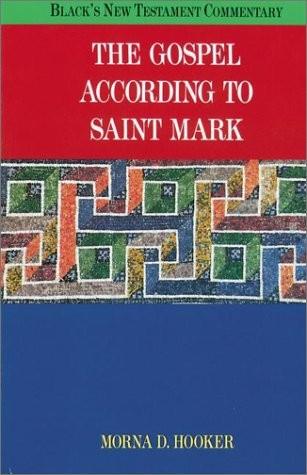 The Gospel According to Saint Mark