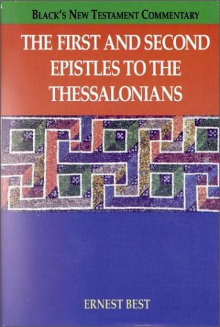 First and Second Epistles to the Thessalonians