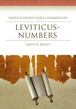 Leviticus–Numbers
