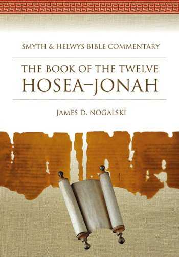 The Book of the Twelve: Hosea–Jonah