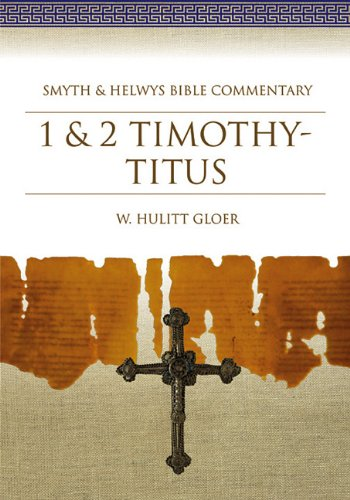 1 and 2 Timothy–Titus