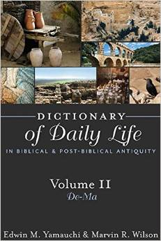 Dictionary of Daily Life in Biblical & Post-Biblical Antiquity: Volume 2: De-H