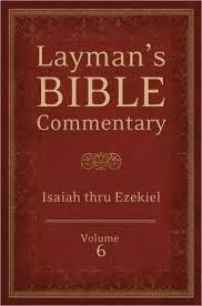 Isaiah to Ezekiel: Volume 6