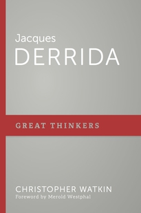 Jacques Derrida  (Great Thinkers)