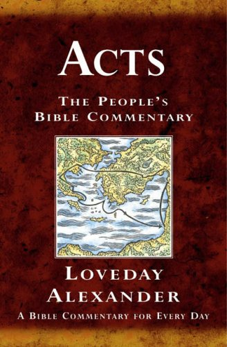 Acts: A Devotional Commentary for Study and Preaching
