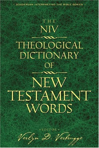NIV Theological Dictionary of New Testament Words