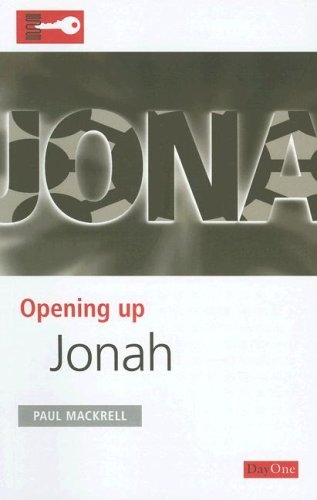 Opening up Jonah