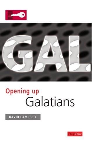 Opening up Galatians