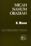 Micah, Nahum and Obadiah