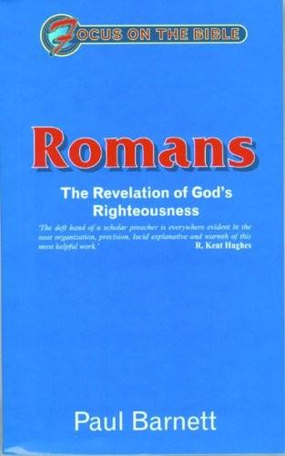 Romans: Revelation of God's Righteousness