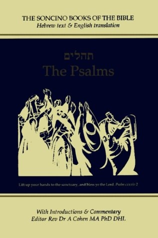 The Psalms: Hebrew Text & English Translation, With an Introduction and Commentary