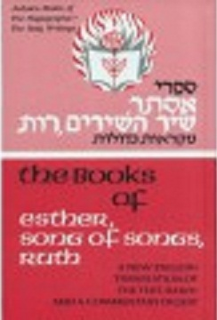 The Books of Esther, Song of Songs, Ruth