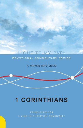 1 Corinthians: Principles for Living in Christian Community