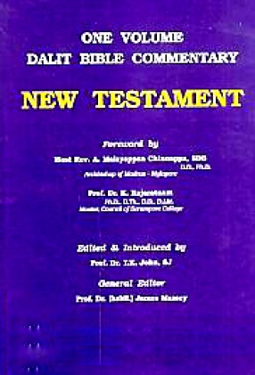 One Volume Dalit Bible commentary : New Testament