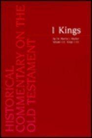 1 Kings, Volume 1: Chapters 1–11