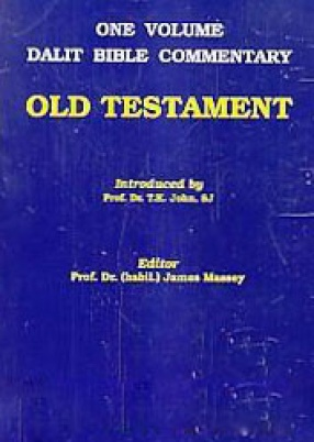One Volume Dalit Bible commentary : Old Testament