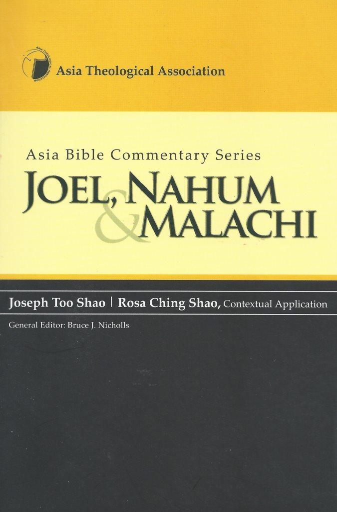 Joel, Nahum & Malachi